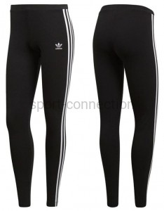 Legginsy - adidas 3 STR Tight - CE2441