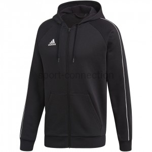 Bluza rozpinana - adidas - Core Zip Hoody -  FT8068