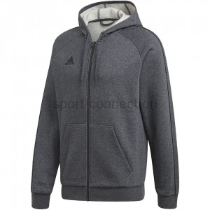 Bluza rozpinana - adidas - Core Zip Hoody -  FT8070