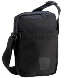 Saszetka - Reebok - Style Foundation City Bag - DM7176